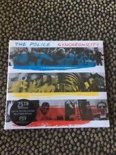 The Police : Synchronicity HYBRID CD / SACD - NEW AND SEALED - DIGIPAK 25TH