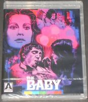 THE BABY usa blu-ray NEW SEALED arrow video TED POST ruth roman ANJANETTE COMER
