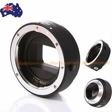 Full Frame AF Auto Focus For Canon EOS EF EF-S Lens to Sony E NEX 3 5 6 Adapter