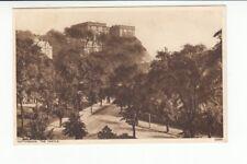 Postcard. Nottingham, The Castle.