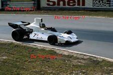 Carlos Reutemann Brabham BT44 F1 Race of Champions 1974 Photograph 1