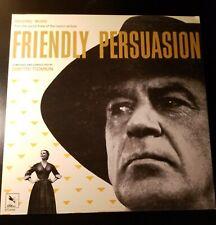 Friendly Persuasion LP Dimitri Tiomkin Varsese Sarabande #STV81165 LP Vinyl .