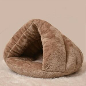 Cave Indoor Pet Winter Supplies Kennel Cat Bed Pet House Cat Cushion Dog Bed