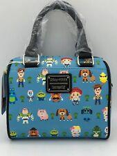Loungefly Disney Pixar Toy Story 4 Satchel Handbag Purse Bag Buzz Woody Forky