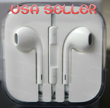OEM New Headphones Earphones For iPhone 6S 6 5 5S 4S with Remote & Mic