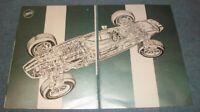 1962 Cooper Formula I Vintage Race Car Info Article