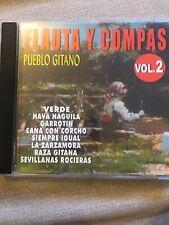 Pueblo Gitano - Flauta Y Compas Vol.2 CD
