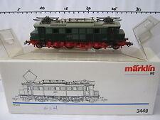 Digital Märklin HO 3449 E - Lok BR 204 001-2 DRG (RG/RC/431-85S9/2)