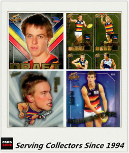 AFL Trading Card Master Team Collection W/OUT SIGNATURE-ADELAIDE-2011 Champions