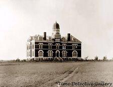 Territorial University, Norman, Oklahoma Territory - 1897 - Historic Photo Print