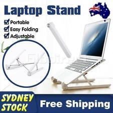 Laptop Tablet Stand Holder Ergonomic Portable Adjustable Foldable PC Macbook AU