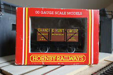 Hornby OO R206 Chance & Hunt 7 plank open coal wagon
