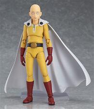 Saitama One Punch Man Anime Action figure PVC Hero Figurine Figma Toy 310 NEW
