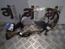 MAZDA 3 1.6 2006 PASSENGER SIDE FRONT DOOR WIRING LOOM 512090012423