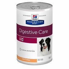 More details for hill's prescription diet i/d digestive care dog food cans - 12 x 360g
