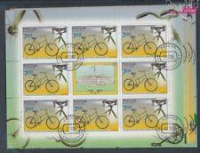 russie 1518Klb-1521Klb Feuille miniature oblitéré 2008 vélos (9027380