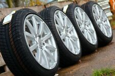 MAM W3 Winterräder NEU 17 Zoll 5x100 +215/40 Reifen VW Polo Audi A1 Seat Skoda ◄