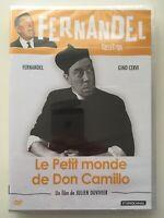 Le petit monde de Don Camillo DVD NEUF SOUS BLISTER Fernandel
