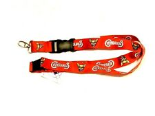EL PASO CHIHUAHUAS PSG LANYARD KEYCHAIN 2 SIDED WITH DETACHABLE CLIP NEW