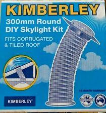 Skylight - Kimberly Flexi round 300mm DIY Skylight