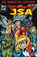DC Monster #2: JSA 1 (allemand) Justice society of America 16-25 Flash Megaband