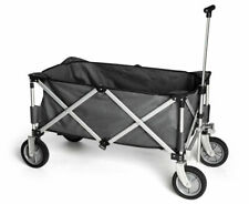 Foldable Cart Beach Garden Trolley Collapsible Wagon Camping Outdoor Storage