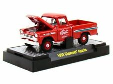 M2 Machines 1958 Chevy Apache Truck 1/64 Special Promo Car Collectablediecast