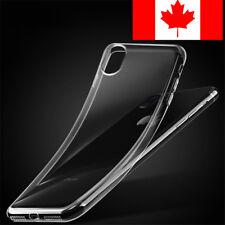 iPhone X Case iPhone 10 Premium Crystal Clear Transparent Soft TPU Gel Cover