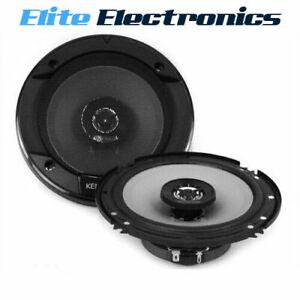 "Kenwood KFC-S1666 Stage Sound Series 6.5"" 16cm 2-Way 300W Speakers"