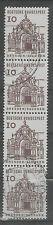 Gestempelte ungeprüfte Briefmarken aus der BRD (ab 1948) mit Bauwerks-Motiv