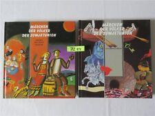 2 x Märchen der Völker der Sowjetunion Baltikum RSFSR Raduga-Verlag Moskau 1987