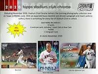 2020 TOPPS STADIUM CLUB CHROME (Base & Rookie) Pick Your Card/Complete Your Set