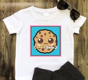 CookieGirlC Cookie Girl Fan Kids T Shirt 3-15 Years Tee Youth Youtube Girls Boys