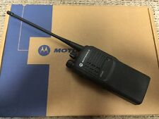 TWO WAY RADIO MOTOROLA GP340 UHF 403-470 MHZ 4W 16 CHANNELS