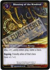 ¬ WOW TCG BLESSING OF THE KINDRED 64/270 WORLDBREAKER INGLESE