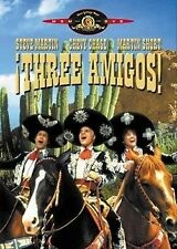 Three Amigos (DVD, 2004) VGC Pre-owned (D89)