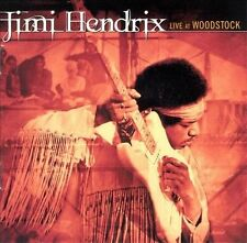 The Gypsy Suns and Rainbows, Jimi Hendrix : Live at Woodstock, Very Good Limited
