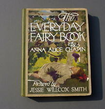 THE EVERYDAY FAIRY BOOK by ANNA ALICE CHAPIN