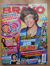 BRAVO 8/2013 ONE DIRECTION,Jennifer Lawrence,Selena Gomez,Taylor Swift,Green Day