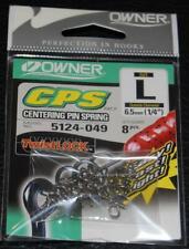 "OWNER CENTERING PIN SPRING CPS Twistlock 5124-049 Large 8 pack 1/4"""
