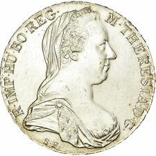 [#739631] Monnaie, Autriche, Joseph II, Thaler, 1780, Refrappe officielle, SUP+