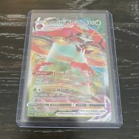 Orbeetle VMAX 021/185 Vivid Voltage Ultra Rare Full Art Pokemon Card
