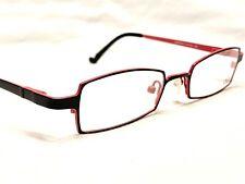 NEW OGI Heritage 2226/923 Women's Black & Pink Rx Eyeglasses Frames 47/19~140
