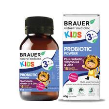 Brauer Kids 3yr Plus Probiotic Berry Powder 60g