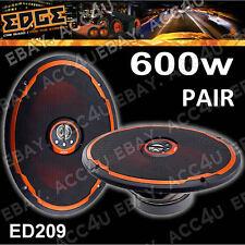 Edge Audio ED209 15.2x22.9cm 4-fach 300W Auto Rück Hutablage Koaxial