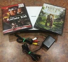 Philips - 9� Portable Dvd Player (Model Pet941D/37) + 2 Free Bonus Dvds!