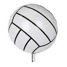 5pcs Volleyball Print Helium Foil Balloon Sports Party Decoration  18inch