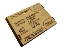 Batterie 1150mAh pour Emporia Connect, V88, V88_001, AK-V88, AK-V88 (V1.0)