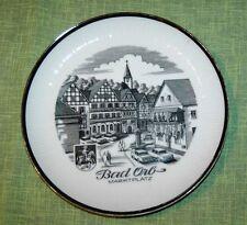 Hutschenreuther  Bad Orb  Wandteller  Teller  Porzellan Hessen  MKK
