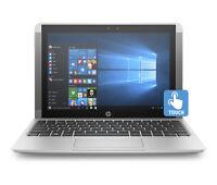 "HP 10-p018wm Notebook x2 10.1"" WXGA Touchscreen x5-Z8350 1.44GHz 4GB RAM 64GB"